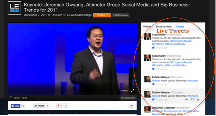 LeWeb_Livestreaming_Twitter